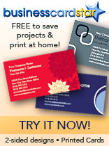 Businesscardland the free online business card maker business card land reheart Choice Image