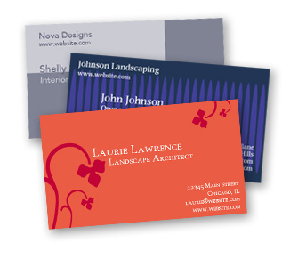 Businesscardland Ordering Printed Business Cards From